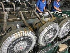 高压旋涡风机的安装与运行