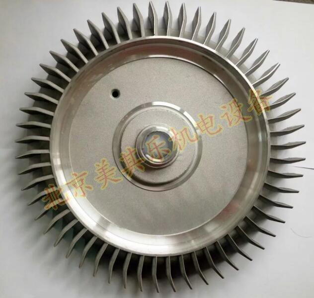 高压旋涡鼓风机叶轮的制造工艺