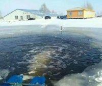 室外鱼池冬天防冻防结冰鼓风机