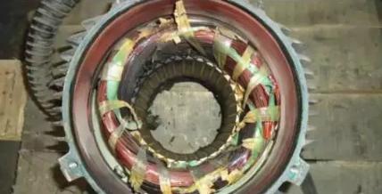 如何判定高压旋涡风机的电机烧没烧