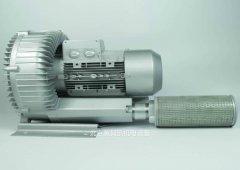 旋涡鼓风机进气口与流量之间的关系