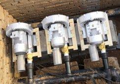 接地气:漩涡鼓风机的热风用途