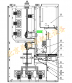 高压电流断路器冷却风机,风量监控系统